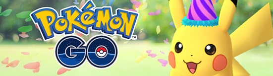 kody do Pokemon GO